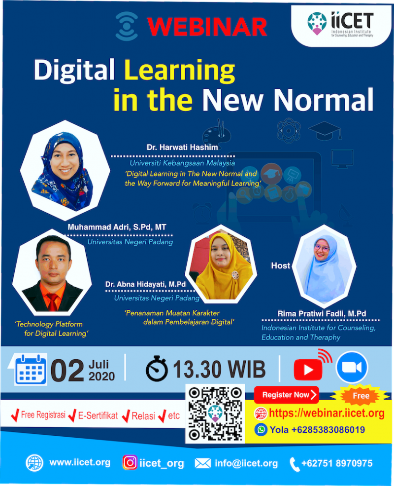Digital Learningin the New Normal